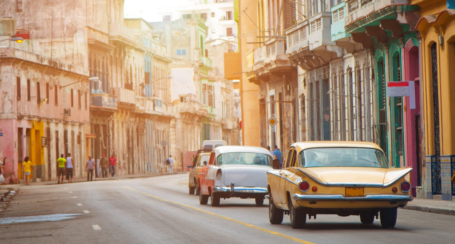Why Not Take a Trip to Havana, Cuba